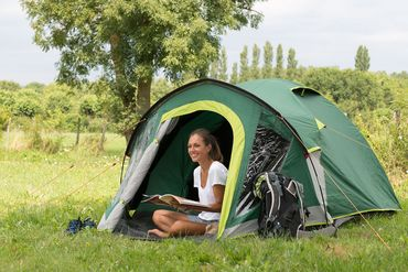 Coleman Tent 'Kobuk BlackOut 3'- 3 Persons – Bild 5