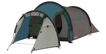 Coleman Tent 'Cortes' - 2 Persons blue  – Bild 1