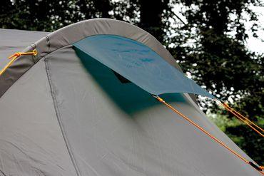 Coleman Tent 'Cortes' - 3 Persons blue  – Bild 6