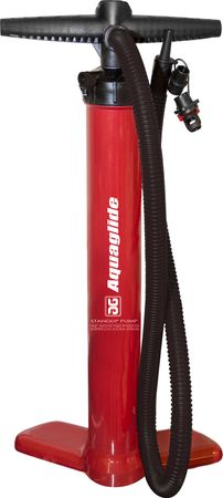 Aquaglide SUP Double Action Pump red – Bild 1