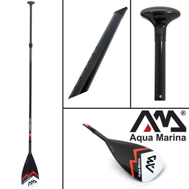 Aqua Marina CARBON PRO Paddle 3section