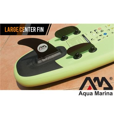 Aqua Marina Large Center Fin 22x18cm for iSUP – Bild 2