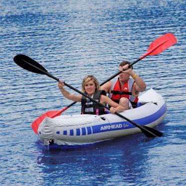Airhead Roatan 2 Personen Travel Kayak AHTK-5 Kajak – Bild 2