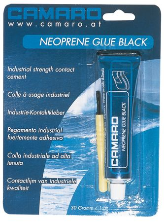CAMARO Neoprene Glue Black 30g