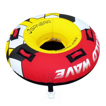 SPINERA Wild Wave Tube 1 Person Towable – Bild 5