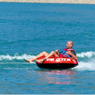 SPINERA Wild Wave Tube 1 Person Towable – Bild 9
