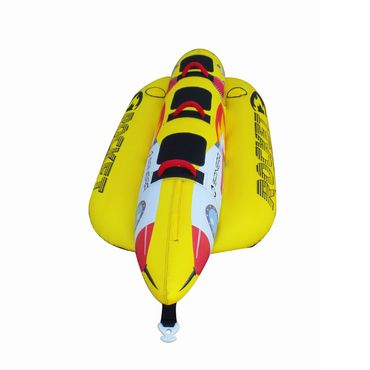 Spinera Rocket 3P Towable Tube Banane für 3 Personen – Bild 7
