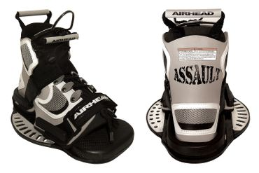 AIRHEAD  Assault XXL Wakeboard Bindung AHB-7 Universalgröße (43-49) – Bild 1