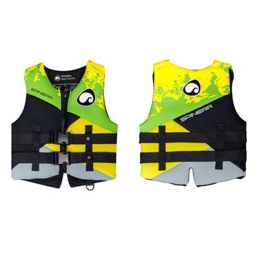 Spinera Relax Youth Neopren Vest - 50 N Kinder Neoprenweste