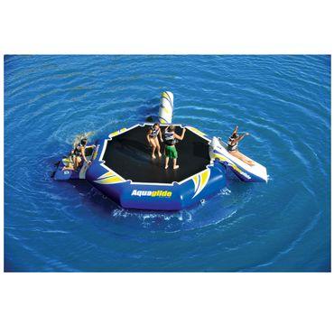 Aquaglide Aquagpark Rebound Set w. Slide, I-log – Bild 1