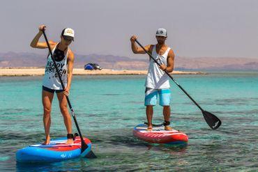 SHARK SUP 11'8 Touring Traveler 11'8'' x 30'' x 6'' Stand Up Paddle Board STW-360 – Bild 21