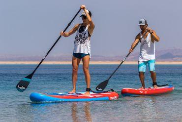 SHARK SUP 11'8 Touring Traveler 11'8'' x 30'' x 6'' Stand Up Paddle Board STW-360 – Bild 22