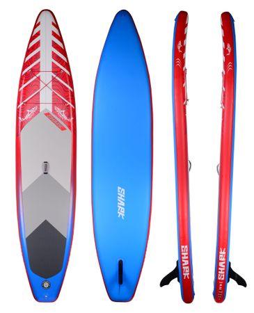 SHARK SUP 11'8 Touring Traveler 11'8'' x 30'' x 6'' Stand Up Paddle Board STW-360 – Bild 1