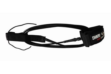 Shark SUP's Straight Sup Leash black 10ft
