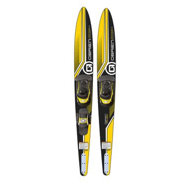 Obrien Performer X-8 Skis Pairski Waterski 68'' (172cm)