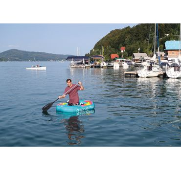 Spinera Waterpilot 1P Towable 1 Personen Tube – Bild 2
