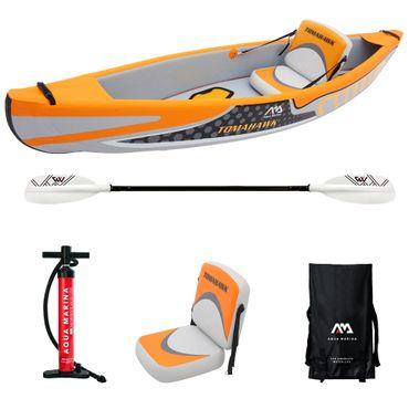 Aqua Marina Tomahawk 1-person Kayak 325x72cm – Bild 1