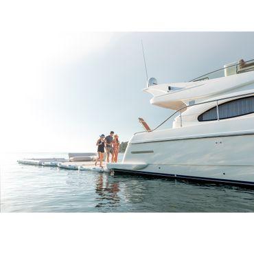 Yachtbeach Platform 4.1 x 2.05m, Gold – Bild 4