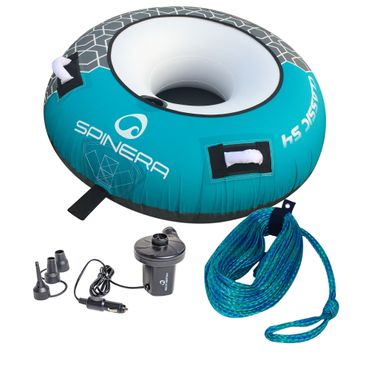Spinera Classic 54 Towable Set mit Pumpe und Seil