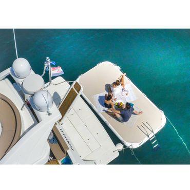 Yachtbeach Platform 4.1 Premium, Champagne Matt – Bild 5