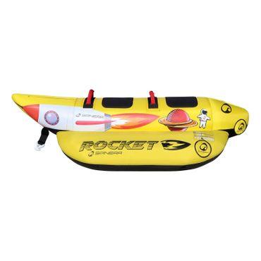 Spinera Rocket 2 Towable Tube Banana Watersled for 2 Persons – Bild 1