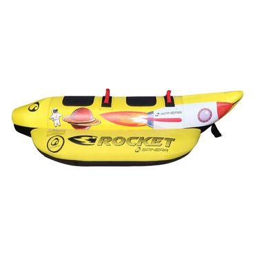 Spinera Rocket 2 Towable Tube Banana Watersled for 2 Persons – Bild 5