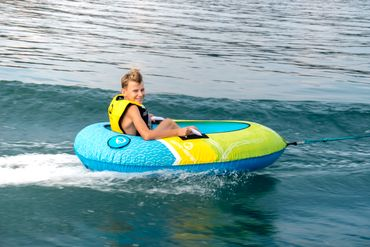 SPINERA Kato 1 Person Tube Kajak & Towable – Bild 3