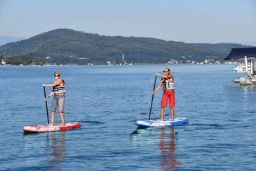 Spinera Supventure 12'0'' DLT - SUP Board Stand Up Paddle Board Komplettset – Bild 5