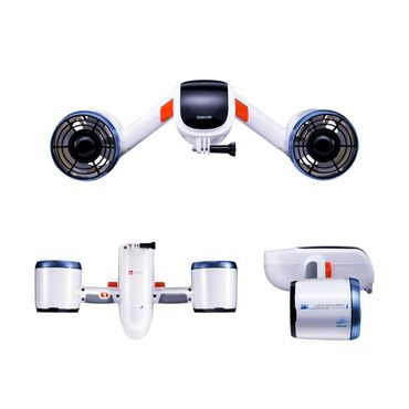 Sublue Whiteshark Mix Underwater Scooter – Bild 8