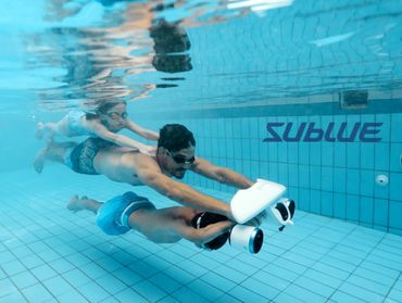 Sublue Whiteshark Mix Underwater Scooter – Bild 10