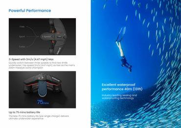 Sublue Sea Underwater Scooter – Bild 18