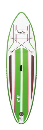 SHARK SUP 9'2 All Round Smurf Surf Paddle Board 9'2'' x 30'' x 4'' SAS-280 – Bild 2