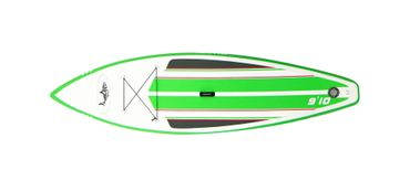 SHARK SUP 9'10'' Mako Shark Wave Rider Surf Paddle Board 9'10'' x 32'' x 4'' – Bild 12