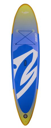 SHARK SUPs 10'6'' Allround Cross - Inflatable Stand Up Paddle Board Package Deal – Bild 7
