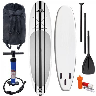 F2 I-SUP BASIC Stand Up Paddle Board Komplettset – Bild 1