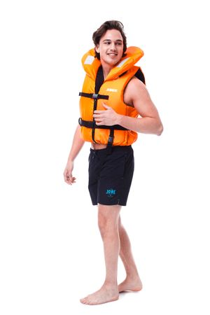 Jobe Comfort Boating Vest Orange – Bild 4