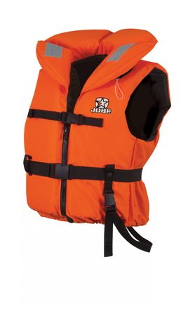 Jobe Comfort Boating Vest Orange – Bild 2