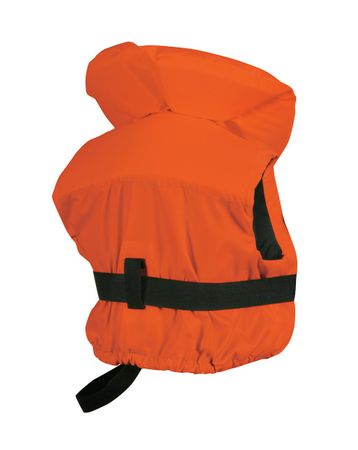 Jobe Comfort Boating Vest Youth ohnmachtsichere Kinder Rettungsweste orange – Bild 3