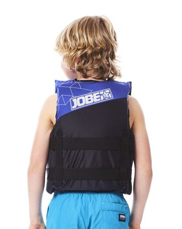 Jobe Nylon Vest Youth blue Kinder Schwimmweste Blau – Bild 2