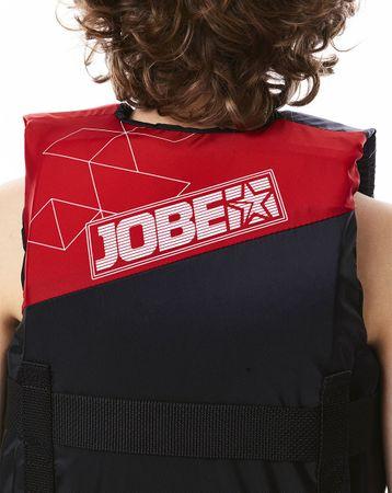 Jobe Nylon Vest Youth Red Schwimmweste Wasserskiweste Kinder Rot – Bild 4