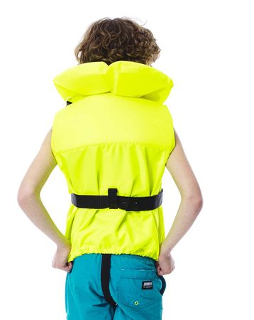 Jobe Comfort Boating Vest Youth Yellow – Bild 2