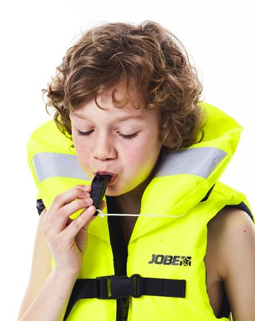 Jobe Comfort Boating Vest Youth Yellow – Bild 5