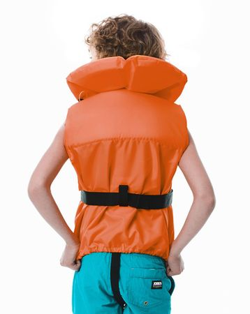 Jobe Comfort Boating Vest Youth ohnmachtsichere Kinder Rettungsweste Orange – Bild 4