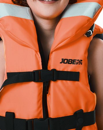 Jobe Comfort Boating Vest Youth Orange – Bild 6