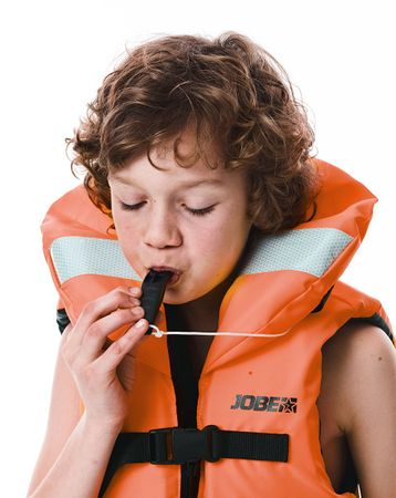 Jobe Comfort Boating Vest Youth ohnmachtsichere Kinder Rettungsweste Orange – Bild 5