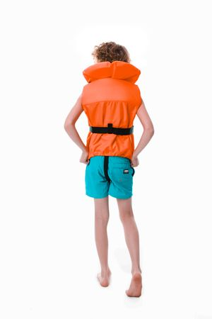 Jobe Comfort Boating Vest Youth ohnmachtsichere Kinder Rettungsweste Orange – Bild 8