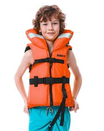 Jobe Comfort Boating Vest Youth Orange – Bild 3
