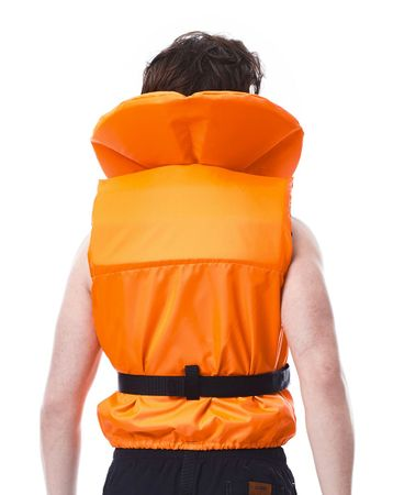 Jobe Comfort Boating Vest Orange – Bild 3