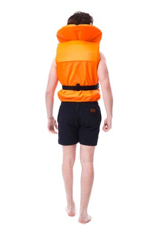 Jobe Comfort Boating Vest Orange – Bild 8