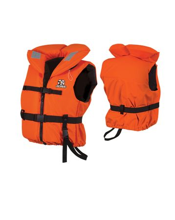 Jobe Comfort Boating Vest Orange – Bild 1